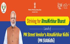 Govt unveils PM SVANIDHI scheme to provide affordable loans to ...