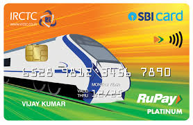 SBI Card and IRCTC launch co-branded contactless credit card on ...