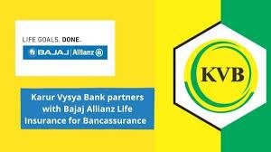 Bancassurance by Karur Vysya Bank - PrepareExams