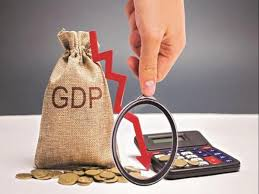 Covid-19 crisis to bite India deeply, GDP to shrink 6% in FY21 ...