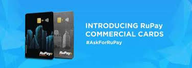 Today, RuPay Commercial Card Launched in two variants - RuPay Pro ...