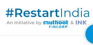 "Muthoot Fincorp launches portal ""Restartindia"" for MSMEs"