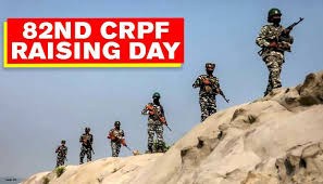 As CRPF celebrates 82nd Raising Day, PM Modi and Home Minister ...
