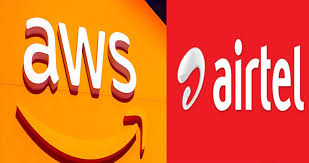 Airtel ties up with Amazon Web Services for cloud services | Y ...