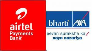 Airtel Payments Bank partners with Bharti AXA General Insurance to ...