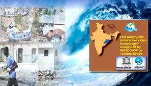 UNESCO-IOC Recognition Of Two Communities Of Odisha As Tsunami Ready