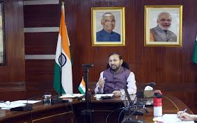 Union Environment Minister says, India could provide platform ...