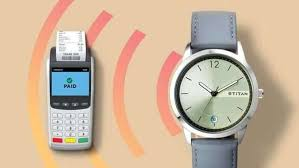 SBI, Titan launch India's first contactless payment watch. Here is how to  use it