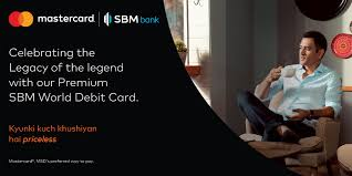 SBM Bank India, Mastercard launch Debit Card For High Net Worth Customers |  The NFA Post