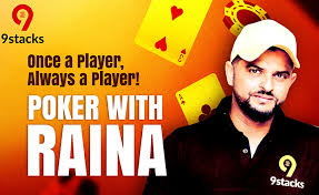9stacks On boards Famous Indian Cricketer Suresh Raina as Its Brand  Ambassador