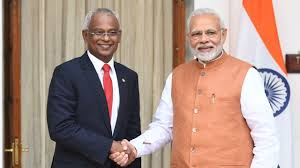 Ground News - India extends $250 million loan to Maldives to deal with COVID  economic impact 'without conditions'