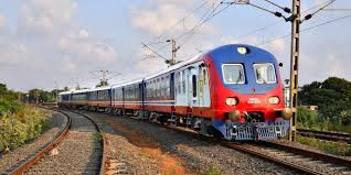 India hands over two modern trains to Nepal- The New Indian Express