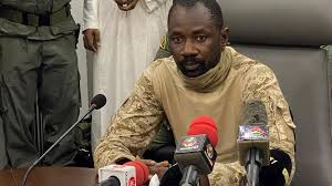 Ex-Malian defence minister named interim president, junta leader as deputy