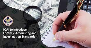 ICAI to Introduce Forensic Accounting and Investigation Standards