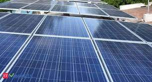 Adani Green Energy share price: Adani Green rallies 10% on becoming largest  solar power generation company - The Economic Times