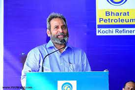 K Padmakar to take over as acting CMD of BPCL until privatisation: Sources