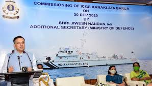 A two day Coastal Security Exercise