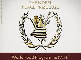 UN's World Food Programme wins 2020 Nobel Peace prize for combating hunger    Business Standard News