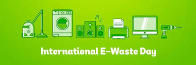 International E-Waste Day is celebrated on 14th October 2020 - Erion