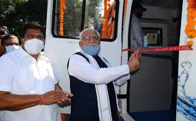 Haryana gets a water testing lab on wheels - chandigarh - Hindustan Times