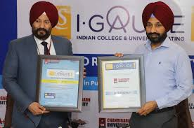 Chandigarh University bags Overall Diamond Rating in the prestigious QS  I-Gauge 2020 Indian Universities Rating