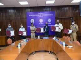 CRPF collaborates with IIT Delhi, DRDO, JATC to augment R&D capabilities