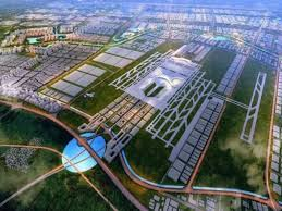Gautam Buddha Nagar will become first aerotropolis of India - जेवर एयरपोर्ट  की बदौलत गौतम बुद्ध नगर बनेगा देश का पहला एरोट्रोपोलिस