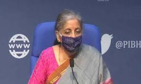 FM Nirmala Sitharaman participates in 102nd meeting of World Bank  Development Committee Plenary