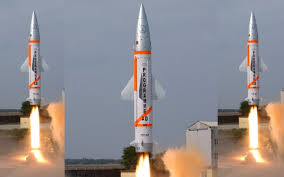 India conducts successful night trial of nuclear-capable Prithvi-2 missile